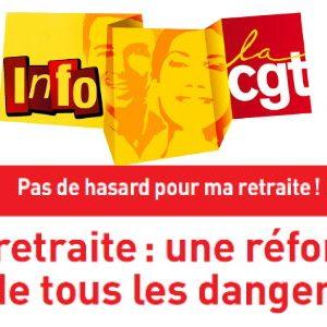 > LA RETRAITE: UNE REFORME DE TOUS LES DANGERS