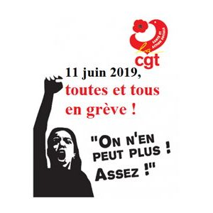 > 11 JUIN / Action nationale