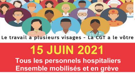 > 15 JUIN 2021 – GRÉVE ET MANIFESTATION À NICE – 18H PLACE MASSÉNA